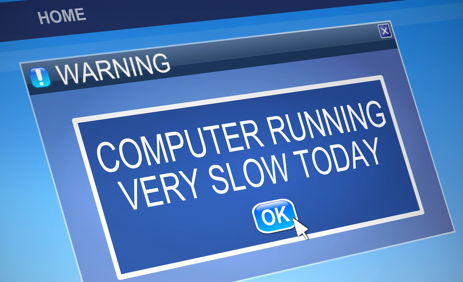 THIS ONE TRICK WILL FIX A SLOW COMPUTER